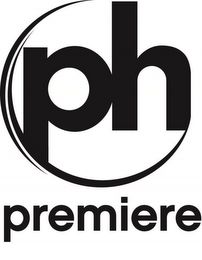 mark for PH PREMIERE, trademark #86461316