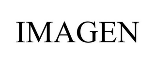 mark for IMAGEN, trademark #86476503