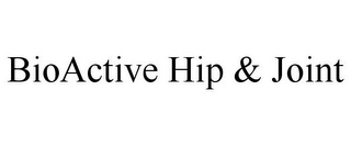 mark for BIOACTIVE HIP & JOINT, trademark #86476849
