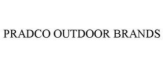 mark for PRADCO OUTDOOR BRANDS, trademark #86493546