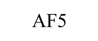 mark for AF5, trademark #86502895