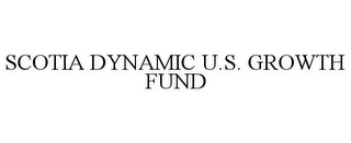 mark for SCOTIA DYNAMIC U.S. GROWTH FUND, trademark #86509189