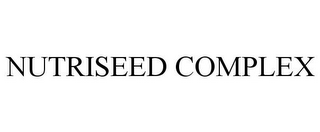 mark for NUTRISEED COMPLEX, trademark #86512231