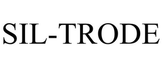 mark for SIL-TRODE, trademark #86517683