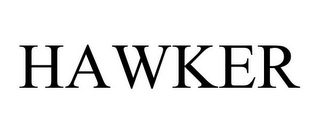 mark for HAWKER, trademark #86522529