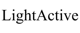 mark for LIGHTACTIVE, trademark #86522847