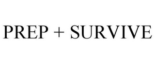 mark for PREP + SURVIVE, trademark #86523889