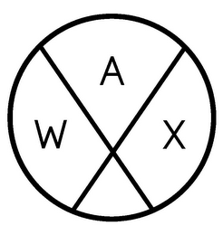 mark for WAX, trademark #86526668