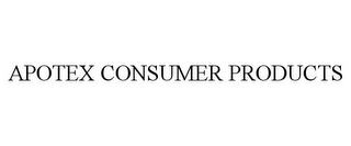 mark for APOTEX CONSUMER PRODUCTS, trademark #86528589
