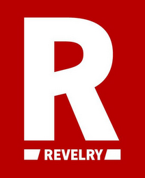 mark for R REVELRY, trademark #86530815