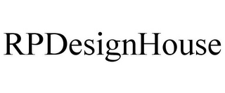 mark for RPDESIGNHOUSE, trademark #86540140