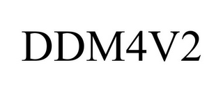 mark for DDM4V2, trademark #86543878