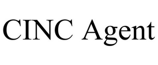 mark for CINC AGENT, trademark #86544333