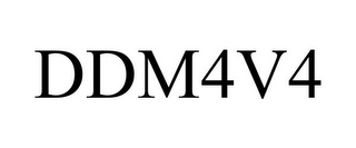 mark for DDM4V4, trademark #86544369
