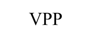 mark for VPP, trademark #86548460