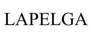 mark for LAPELGA, trademark #86558864