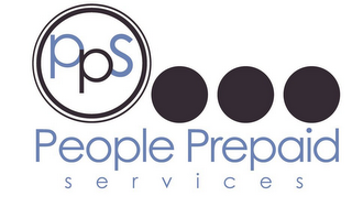 mark for PPS PEOPLE PREPAID SERVICES, trademark #86560583