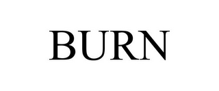 mark for BURN, trademark #86567641
