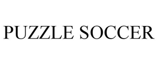 mark for PUZZLE SOCCER, trademark #86570841