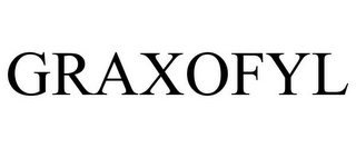 mark for GRAXOFYL, trademark #86574273
