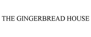 mark for THE GINGERBREAD HOUSE, trademark #86576991