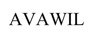 mark for AVAWIL, trademark #86577373