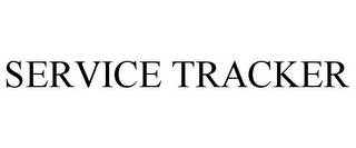 mark for SERVICE TRACKER, trademark #86580453