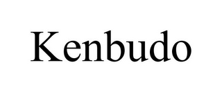 mark for KENBUDO, trademark #86587140