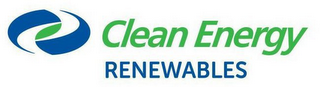 mark for CLEAN ENERGY RENEWABLES, trademark #86623524