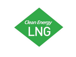 mark for CLEAN ENERGY LNG, trademark #86623580
