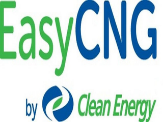 mark for EASYCNG BY CLEAN ENERGY, trademark #86627121