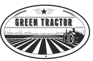 mark for GREEN TRACTOR, trademark #86635515