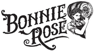 mark for BONNIE ROSE, trademark #86641157