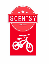 mark for SCENTSY EST. 2004, trademark #86654652