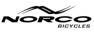 mark for NORCO BICYCLES, trademark #86664213