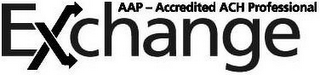 mark for AAP - ACCREDITED ACH PROFESSIONAL EXCHANGE, trademark #86693269