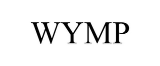 mark for WYMP, trademark #86708210