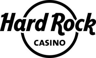 mark for HARD ROCK CASINO, trademark #86715596