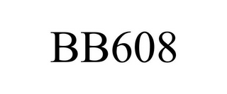 mark for BB608, trademark #86718241
