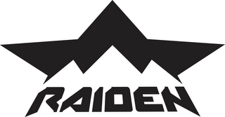mark for RAIDEN, trademark #86719482