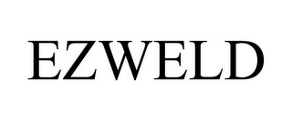 mark for EZWELD, trademark #86719731