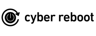 mark for CYBER REBOOT, trademark #86720119