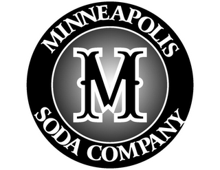 mark for MINNEAPOLIS M SODA COMPANY, trademark #86721554