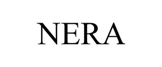 mark for NERA, trademark #86722442