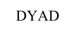mark for DYAD, trademark #86740707