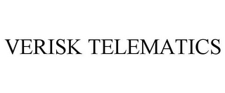 mark for VERISK TELEMATICS, trademark #86744363