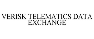 mark for VERISK TELEMATICS DATA EXCHANGE, trademark #86744385