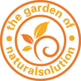 mark for THE GARDEN OF NATURALSOLUTION, trademark #86745246