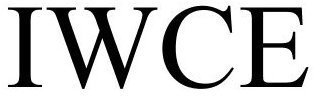 mark for IWCE, trademark #86760232