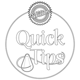 mark for WILTON QUICK TIPS, trademark #86786014